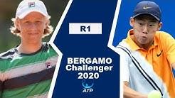 Leo Borg (Bjorn's son) vs Chun Hsin Tseng | BERGAMO 2020