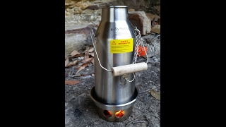 Gone Bush Product Review: The Kelly Kettle | Gone Bush