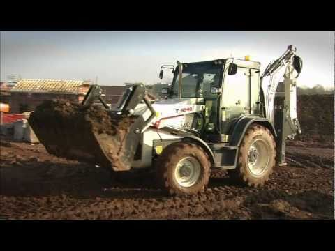 Terex TLB840 Backhoe Loader