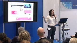 How to be a 'PORM' star - Alexia Leachman @ Digital Marketing Show 2013