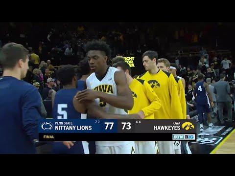 Penn State at Iowa - Men