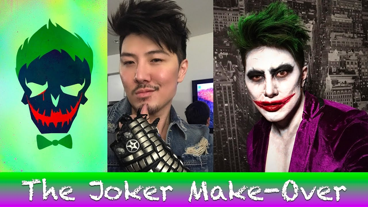 The Joker Make-Over