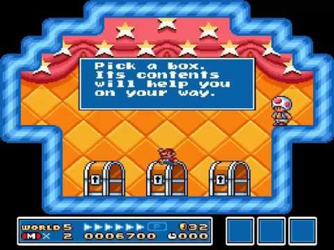 Zagrajmy w Super Mario Bros 3 -- W dote (#7)