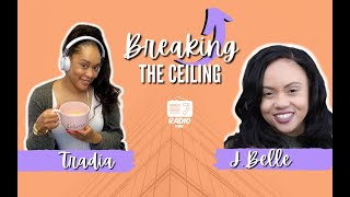 Breaking the Ceiling with J. Belle: Foxy 99's Midday Queen Tradia