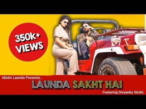 Launda Sakht Hai | Latest Hindi Rap Song 2019 | Divyanka Sirohi | Rahul Sehrawat