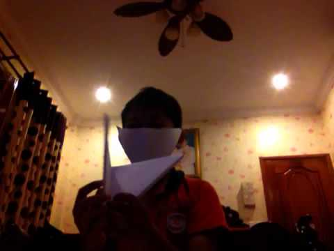 How To Make A Ninja Mask Out Of Paper