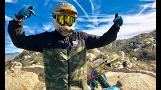 EPIC DAY OF RIDING!!! (THE NEW 2019 KTM FUEL INJECTION 2 STROKE)