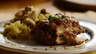 Chicken Recipes - How To Make Indian-inspired Tomato Chicken