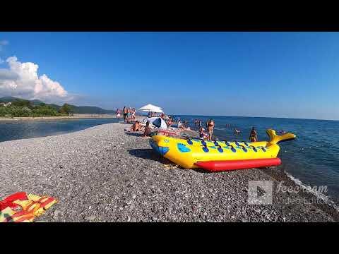 🌴ЛАЗАРЕВСКОЕ СОЧИ.пляж\