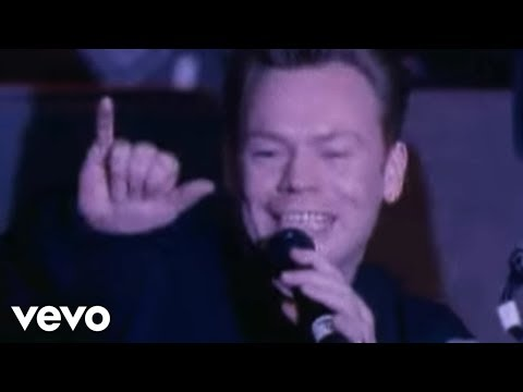 UB40 - The Way You Do The Things You Do (Official Video)