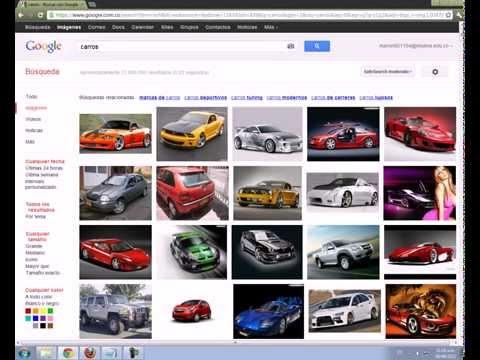 como descargar una imagen de google