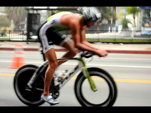 Matt Reed: 2010 Kaiser Permanente Los Angeles Triathlon