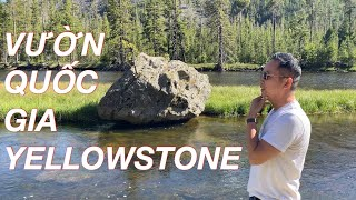 Vườn Quốc Gia Yellowstone National Park- P1