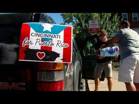 Cincinnati for PR: Local relief effort still going strong for Puerto Rico