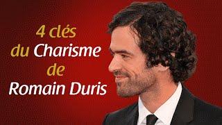 4 Clés du CHARISME de Romain Duris