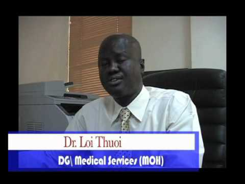 Health Situation in South Sudan / Dr. Lul Riek