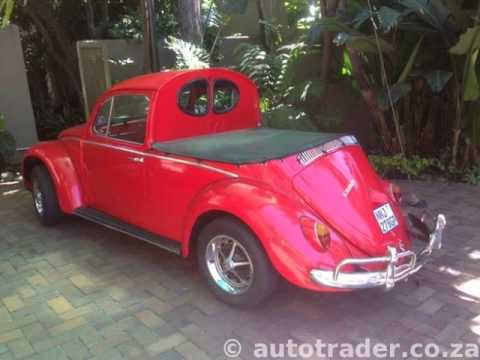1966 VOLKSWAGEN BEETLE 1.3 Beetle Bakkie Auto For Sale On Auto Trader South Africa