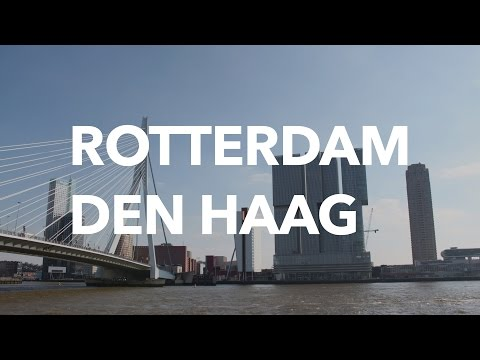 1 Tag in ROTTERDAM & DEN HAAG