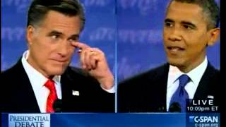 Obama To Romney: Are You Keeping Your Plans A Secret 'Because They Are Too Good?'