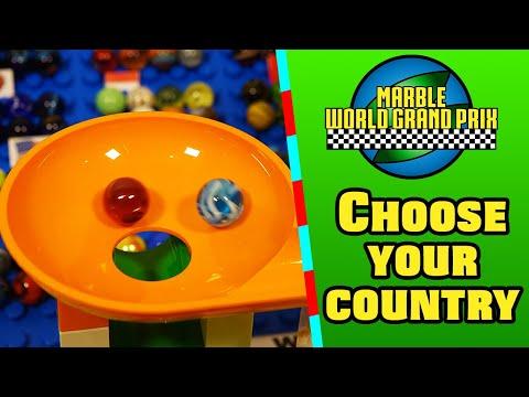 Marble Race Tournament: Winter World Grand Prix 2019