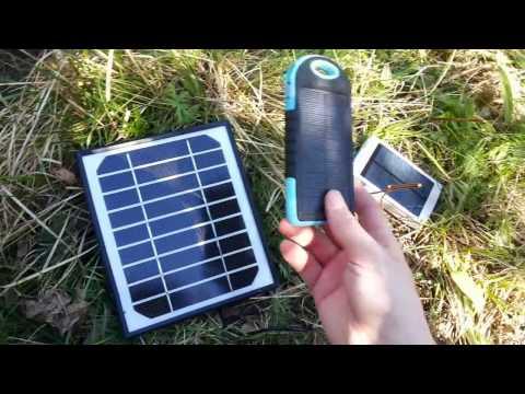 Powerbank с AliExpress. Вся ПРАВДА. Почему не стоит покупать солнечные зарядки из Китая.
