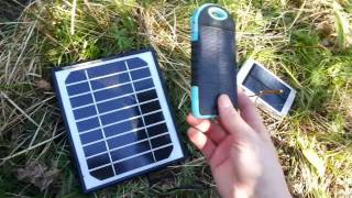 видео Как выбрать и купить зарядное устройство от солнечной энергии на Алиэкспресс