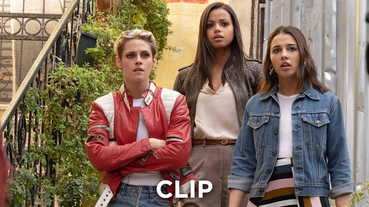 3 ENGEL FÜR CHARLIE - Clip Lady Spione - Ab 2.1.20 im