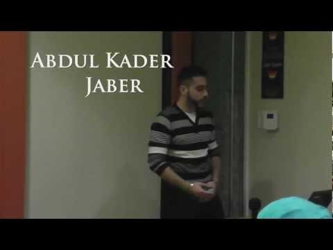 Creative Minds - Spoken Word Night (AbdulKader Jaber)