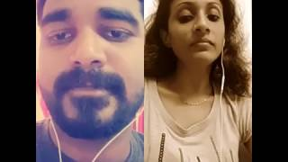 Neeyam thanalinu-Sreeth Cleetus ,Jobina Varun