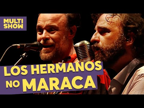 LOS HERMANOS AO VIVO NO MARACANÃ - COMPLETO  Música Multishow