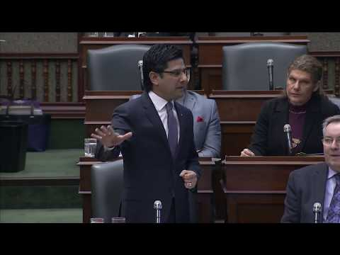 2018-03-20 Question Period