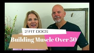 Building Muscle Over 50 - Dr. Keith