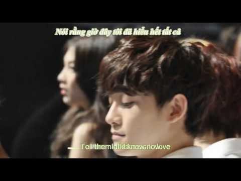 [Vietsub-Kara] [BANG HỘI JDAE] Impossible - Chen FMV ver
