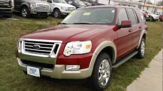 Yes, you can have it all with the eddie bauer ford explorer from denton ford! - super clean example, loaded up features for and your family to enjoy...