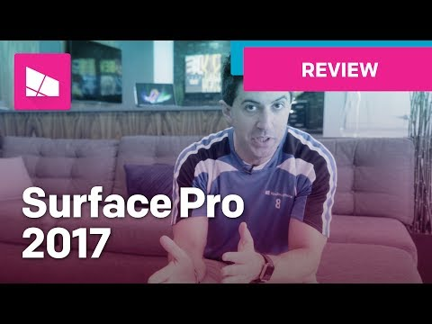 Thumbnail: Microsoft Surface Pro 2017 Review
