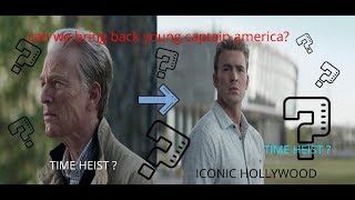 CAN WE BRING CAPTAIN AMERICA BACK ?/Avengers : Endgame/Theory/ICONIC HOLLYWOOD