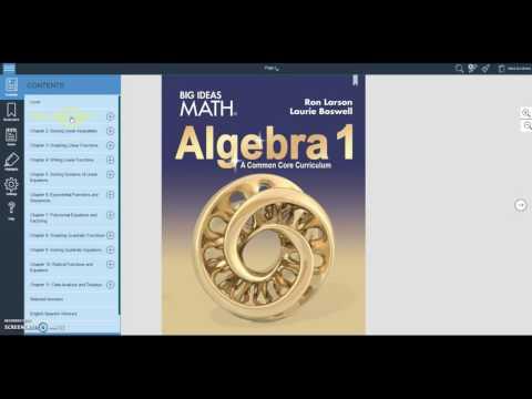 big-ideas-dynamic-textbook-demo