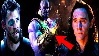 Loki FAKE Death In Infinity War REVEALED! - Loki Key To STOPPING Thanos In Avengers 4