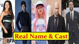SHAZAM! Cast Real Name and Age | Shazam Movie Release Date | New Upcoming Movie 2019
