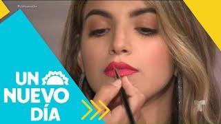 Tendencias de maquillaje en los Premios Oscar 2019 | Un Nuevo Día | Telemundo