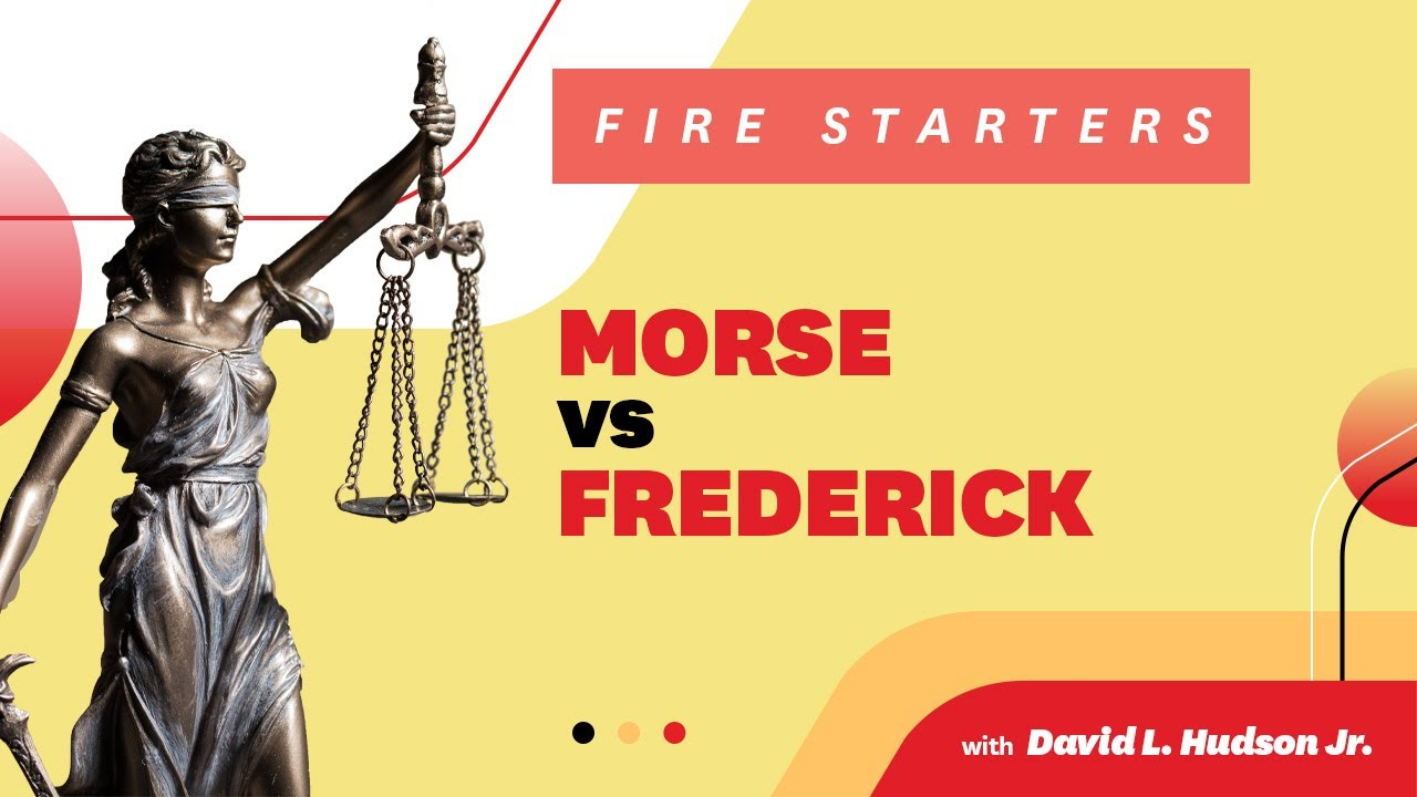 cases similar to morse v frederick