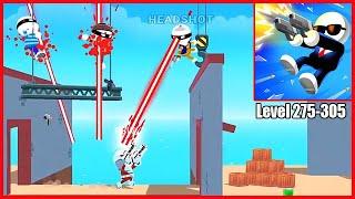 Johnny Trigger Mobile Gameplay Walkthrough Level 275-305