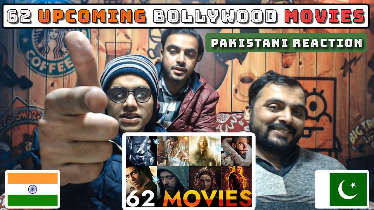 Download 62 Upcoming Movies 2021 | Complete List | Upcoming Bollywood Films 2021 | By Pakistani Fair Reaction