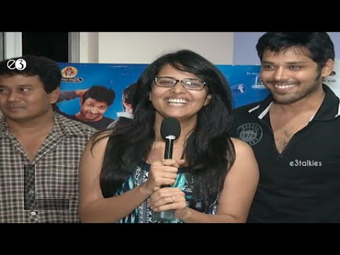 Anasuya Bharadwaj Speech @ Ladies & Gentlemen Movie Preview Show