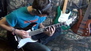 Mastodon - Blood And Thunder (Guitar Cover)