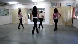 Diddley Dee line dance (21/2/2012) by Mario Champagne