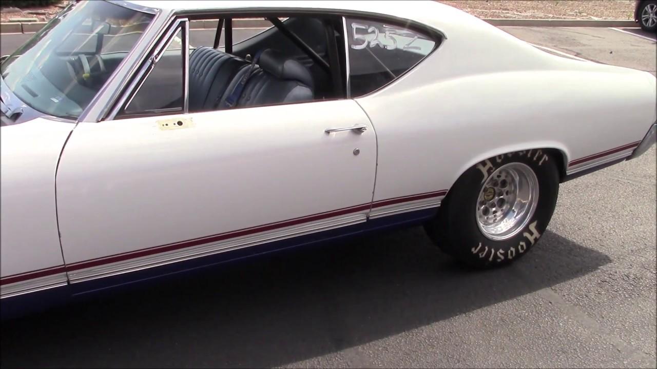 650HP 496 Big Block Chevy - Dyno / Drag Test - Part 2 -