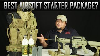 Best Beginner Airsoft Starter Package? - Airsoft GI
