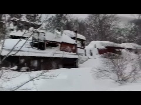 Italian Avalanche Buries a Luxury Hotel