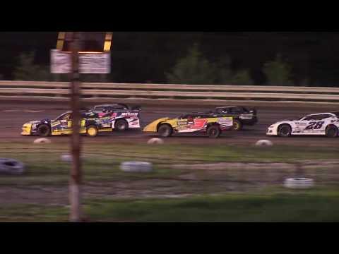 Hummingbird Speedway (7-13-19): Cypress Clock and Gift Shop Street Stock Feature